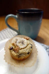 Chunky Monkey Muffins (Grain/Gluten-free) | This is so Good...