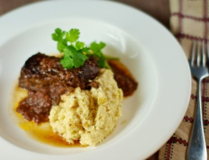 Beef Short Ribs Braised in Red Wine (photo owned by She Cooks He Cleans)