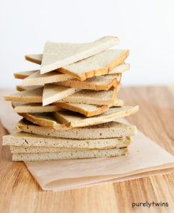 Grain-free Plantain Bread (photo owned by Purely Twins)